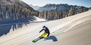 Skifahren Planai